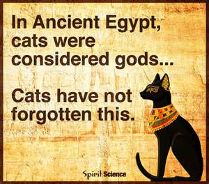 ancient cat names in ancient cats were considered gods cats not