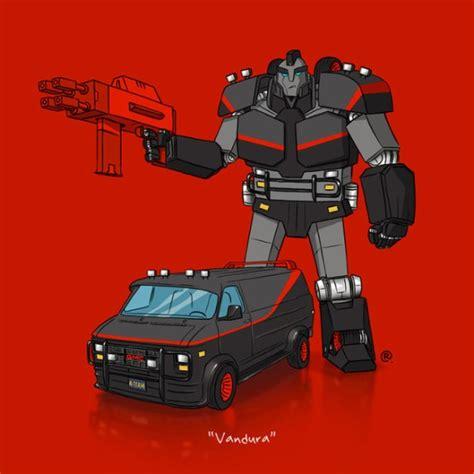 If The 'back To The Future' Delorean Were A Transformer