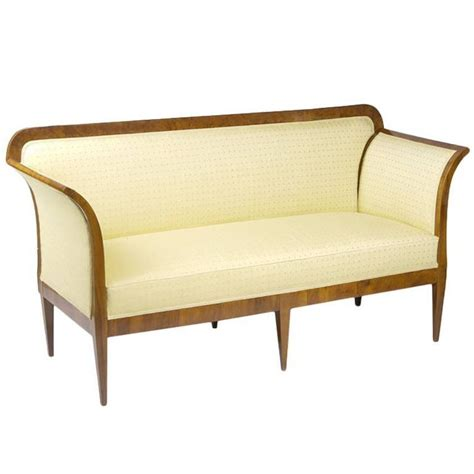 Biedermeier Sofa by Convertible Biedermeier Sofa At 1stdibs