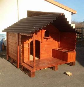 Pallet ideas 101 pallets for How much does it cost to build a dog house