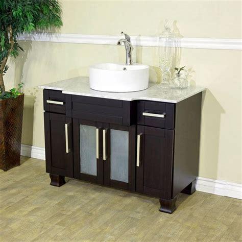 small bathroom vanity with sink vessel sink vanities for small bathrooms vessel bowl