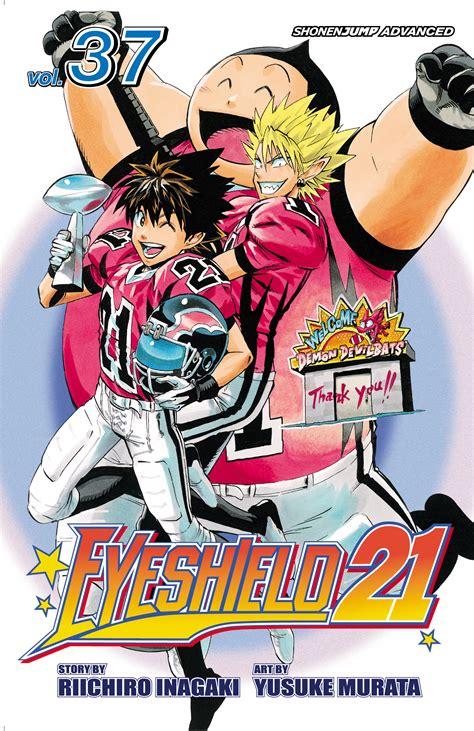 eyeshield  vol  book  riichiro inagaki yusuke