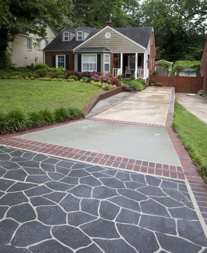 Concrete Resurfacing and Stenciling (Part 2): How to