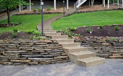 top benefits  adding retaining walls   lawn