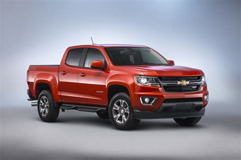 2016 Chevy Colorado And GMC Canyon Gain Diesel Engine In ...