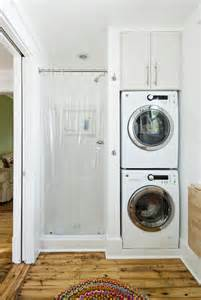 bathroom with laundry room ideas bathroom washer and dryer transitional laundry room nantucket architecture
