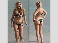 Celebrity Bikini Bodies Curvy Stars Who Aren't Afraid to