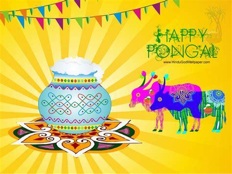 Tamil Pongal Wallpaper Free Download Festival