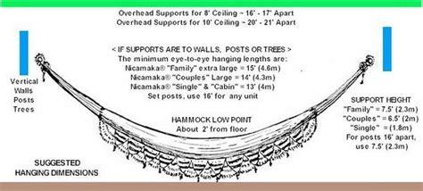how to hang a hammock hammocks and hammock chairs your