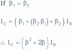 Basisstrom Berechnen : darlington transistor und das sziklai darlington paar ~ Themetempest.com Abrechnung