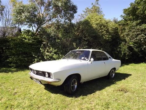 1972 Opel Manta by 1972 Opel Manta A Series Condition For Sale In