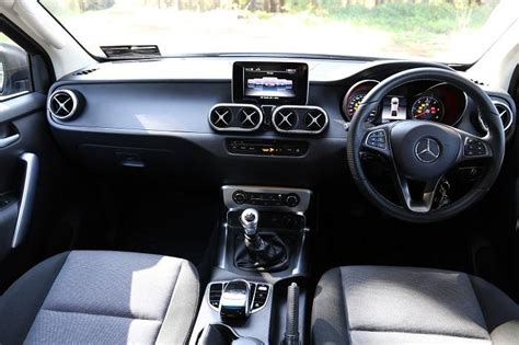 Mercedes X Class Interior by Mercedes X Class Review Carzone New Car Review