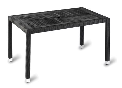 outdoor rectangular table and chairs ville outdoor rectangular wood effect table simply