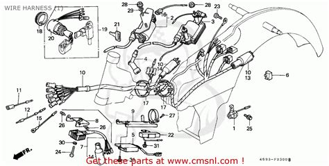 Kickstart Wiring Harnes Suzuki Dirt Bike by Honda Ct110 Cub 1986 New Zealand Kph Ms Wire
