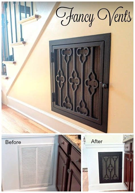 From traditional cast iron grille register vents in ornate scrollwork to sustainable wood louvered air conditioning vents , discover the perfect register covers to add the finishing. Adding Character With Decorative Vent Covers   Decorative ...