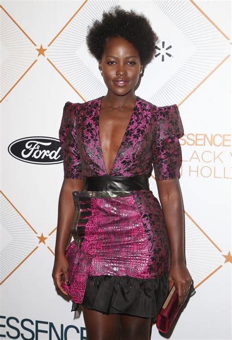 Lupita Nyong'o Without Boyfriend at Essence Black Women ...