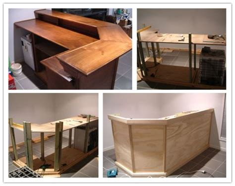 Diy Home Bar by Alternative Solution Would Be To Build A Diy Home Bar
