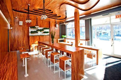 photos cali bamboo plywood cafe counter color me