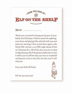 Serendipity soiree freebie your very own goodbye letter for Goodbye letter from elf on the shelf template