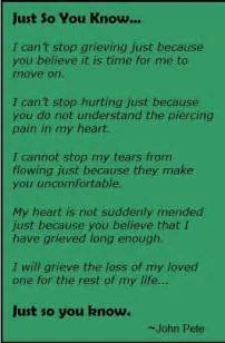 Quotes On Grieving Death