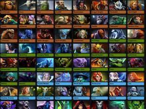 All Dota Heroes 2