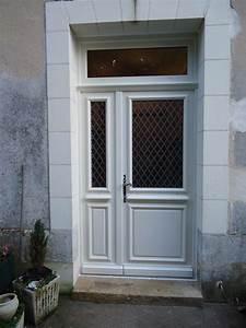 Grille Porte D Entrée : cuisine les portes d 39 entr e bienvenue a la menuiserie ~ Melissatoandfro.com Idées de Décoration
