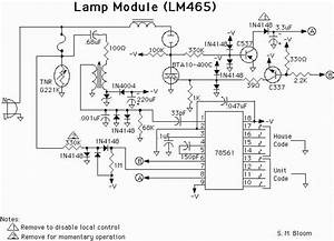 x 10 circuit schematics With x10 2 way light switch
