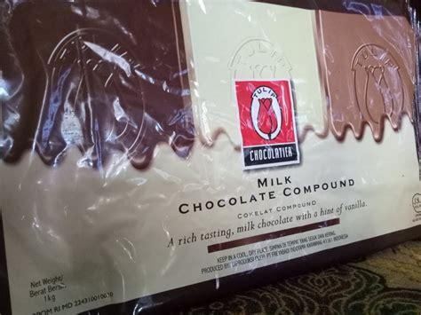 jual coklat tulip batangan milk  dark kemasan kg