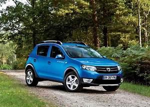 Renault Dacia Sandero : dacia sandero y sandero stepway 2013 taringa ~ Medecine-chirurgie-esthetiques.com Avis de Voitures