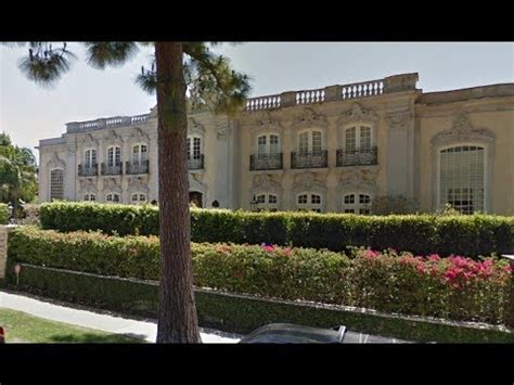 Tour Of Mansions In Beverly Hills  Celebrity Homes  Youtube