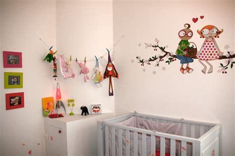 decoration murale chambre decoration murale pour chambre de bebe visuel 8