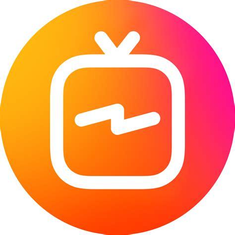 black canvas igtv logo circle transparent png png transparent svg