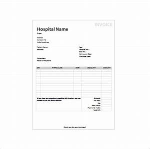 doctor receipt template free hardhostinfo With doctor invoice template