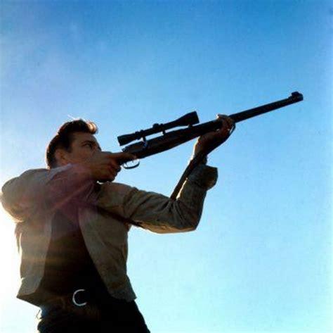 Rare P Os Of Johnny Cash Hunting Pics