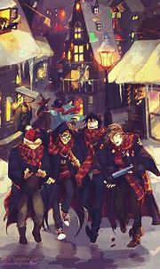 Harry Potter Fan Art Wallpapers on WallpaperDog