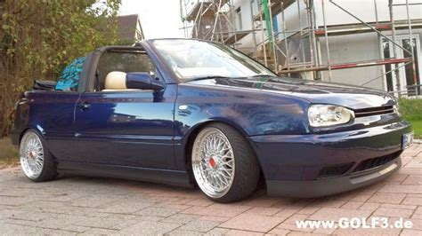 golf 3 teile turborider 180 s mk3 goes low and clean golf3 de