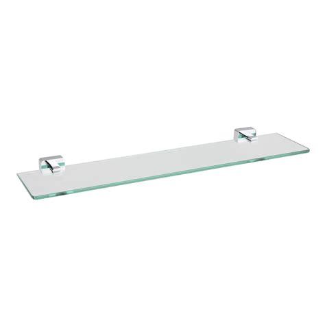 mondella concerto bathroom glass shelf