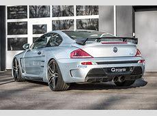 V10 Showdown BMW E63 M6 vs Lamborghini Gallardo LP5604
