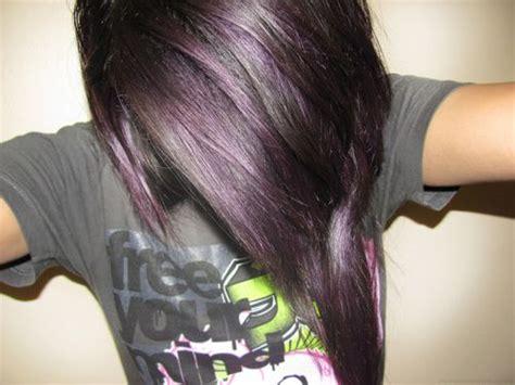 1000+ Ideas About Subtle Purple Hair On Pinterest