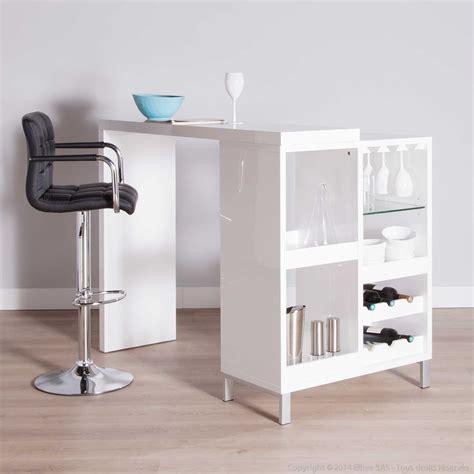 table haute cuisine avec rangement table de cuisine haute avec rangement table de cuisine