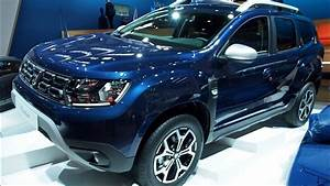 Duster 2018 Bleu Cosmos : dacia duster 2018 in detail review walkaround interior exterior youtube ~ Maxctalentgroup.com Avis de Voitures