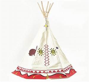 Teepee Zelt Kinder : garden games 3025 kinder wigwam spiel zelt tipi traditionelle wild west cowboys und ~ Whattoseeinmadrid.com Haus und Dekorationen