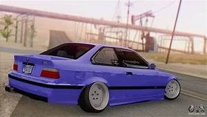 Bmw E36 325i : bmw m3 e36 coupe slammed for gta san andreas ~ Maxctalentgroup.com Avis de Voitures