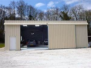 Hangar Metallique En Kit D Occasion : garage m tallique dans la marne f 51 ~ Nature-et-papiers.com Idées de Décoration