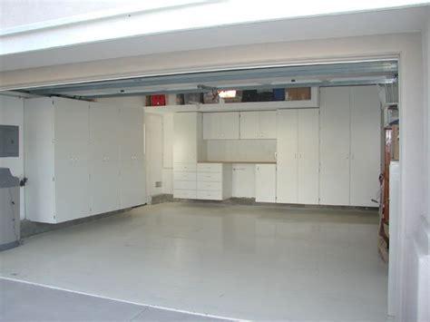 White Storage Cabinets For Garage by Contemporary Home Organization Ideas With Garage Storage