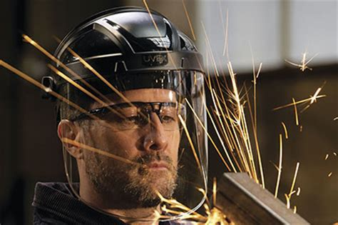 finding head face ppe  metal fabricators