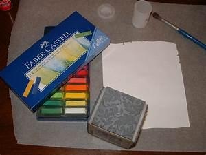 Pate A Bois Comment L Utiliser : comment utiliser les pastels secs tewee ~ Dailycaller-alerts.com Idées de Décoration