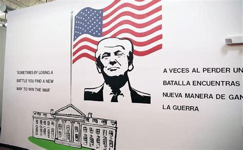 president   big mural   childrens