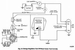 Blue Voltage Regulator -constant Output