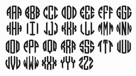 monogram felt clutch bag